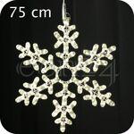 best season  Best Season Flocon de neige LED blanc chaud extensible 75... par LeGuide.com Publicité