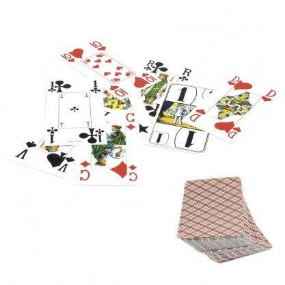 Grimaud 1 jeu de cartes très lisibles - Tarot Optic