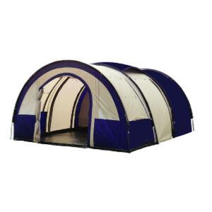 FREETIME Grande tente-Tente familliale, tentes 6 à 8 personnes, tente famille 23.5m²,Galaxy  6