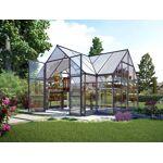 habitat et jardin  Habitat et Jardin Serre en polycarbonate Victory Orangery... par LeGuide.com Publicité