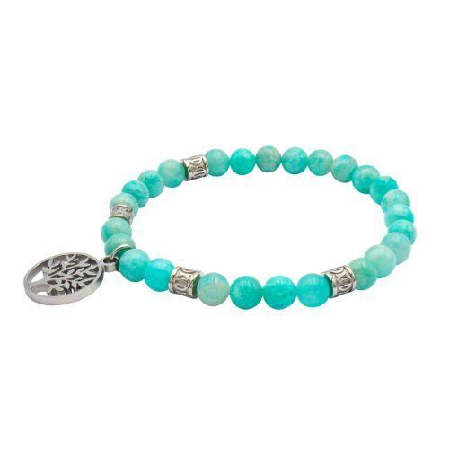 Bijoux Bracelet Bien-Être Amazonite - LABISE