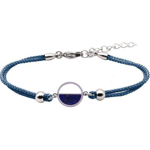 Bijoux Bracelet Demi-Lune Lapis Lazuli - LABISE