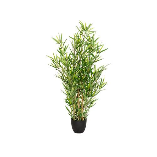 hjh OFFICE MINI BAMBUS   Plante artificielle - Vert