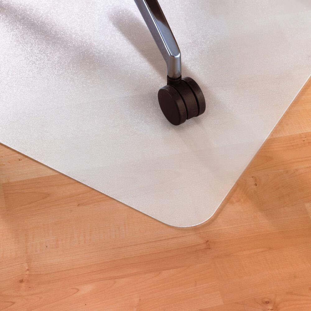 Floortex ECOTEX REVOLUTIONMAT   pour sols durs - Tapis de sol transparent
