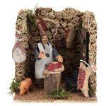 Boucher avec mouvement crèche napolitaine 8 cm Boucher avec mouvement... par LeGuide.com Publicité