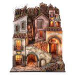 Cottage rustique crèche de Naples de 10-12-14 cm 110x80x60 cm Cottage... par LeGuide.com Publicité