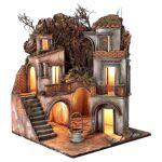 Cottage avec puits pour crèche napolitaine 60x50x50 cm Cottage avec puits... par LeGuide.com Publicité