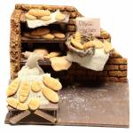 Scène boulanger 10x15x10 cm pour crèche napolitaine 10 cm Scène boulanger... par LeGuide.com Publicité
