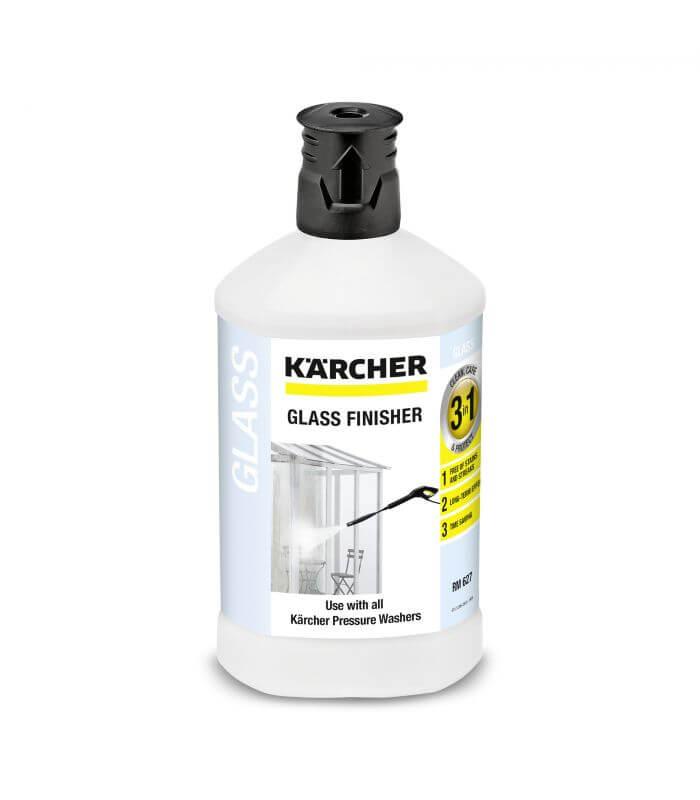KARCHER Nettoyant vitre 3 en 1 Karcher (lot de 6)