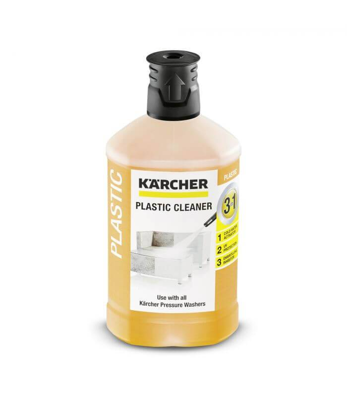 KARCHER Nettoyant plastiques 3 en 1 (lot de 6)