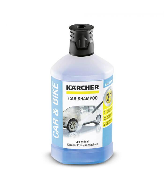 KARCHER Shampoing auto 3 en 1 Karcher (lot de 6)
