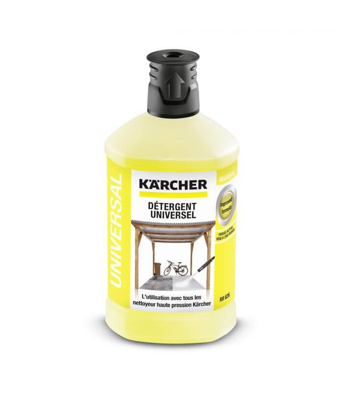 KARCHER Detergent universel Karcher (lot de 6)