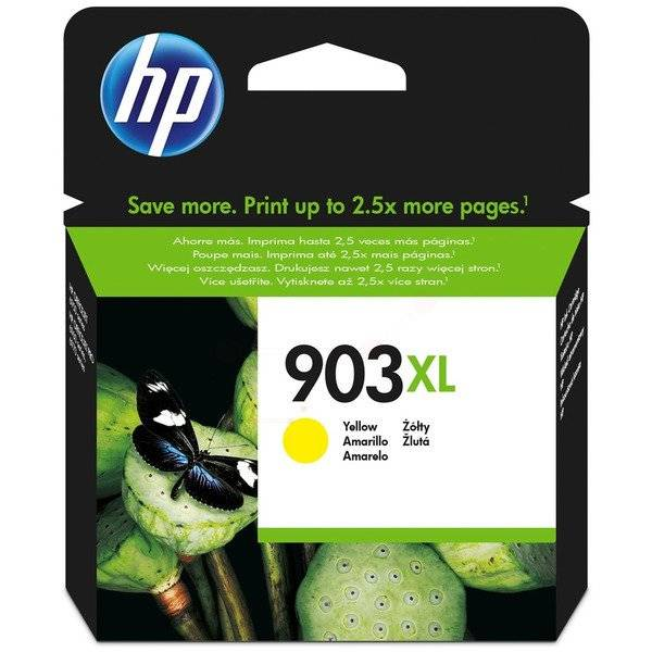 HP ORIGINAL HP T6M11AE / 903XL - Cartouche d'encre jaune