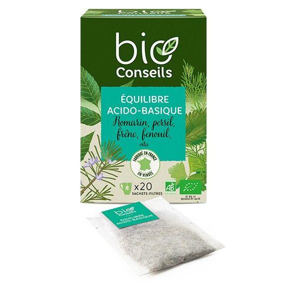 Nature & Santé Infusion Équilibre Acido-Basique 20 sachets
