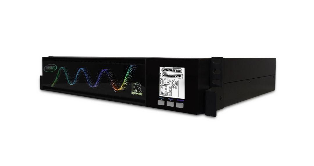 INFOSEC UPS SYSTEM Onduleur E3 PERFORMANCE 1100 RT - Infosec
