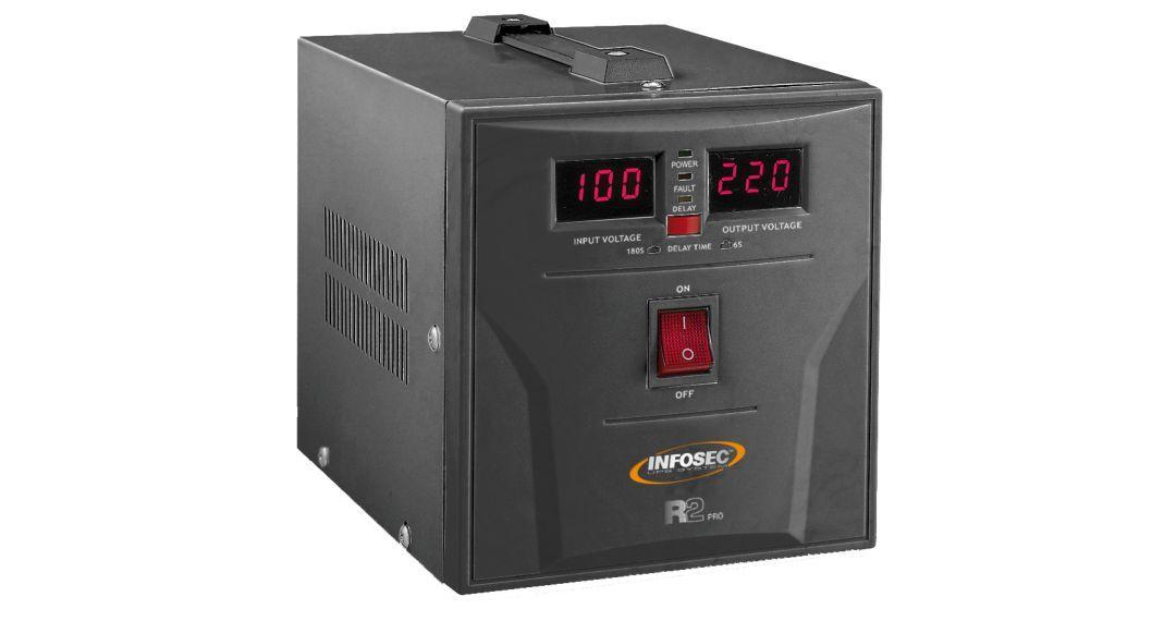 INFOSEC UPS SYSTEM R2 PRO 1500