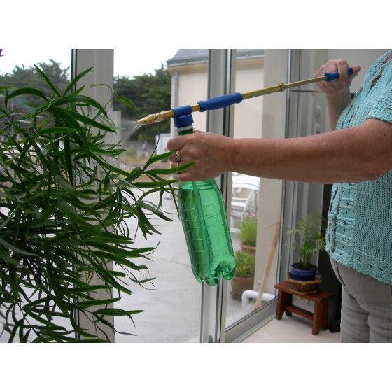 Jardin et Saisons Pulvérisateur universel pour bouteille