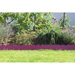 Jardin et Saisons Bordure de jardin en acier fushia ondulée H 15 cm Vous... par LeGuide.com Publicité
