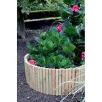 Jardin et Saisons Bordure de jardin en bambou naturel 2 m Cette bordure... par LeGuide.com Publicité