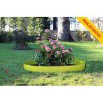 Jardin et Saisons Bordure de jardin en acier vert anis H 14 cm Vous allez... par LeGuide.com Publicité