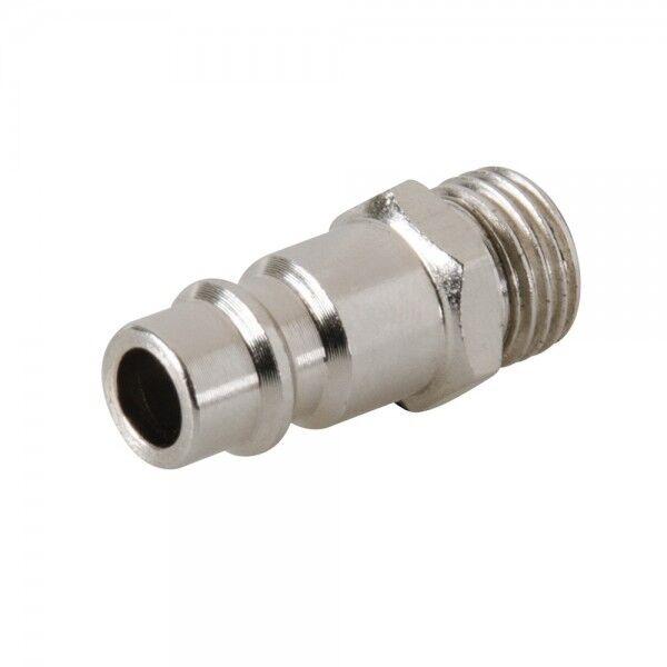 Silverline Embout pneumatique Mâle passage de 5.5mm 1/4