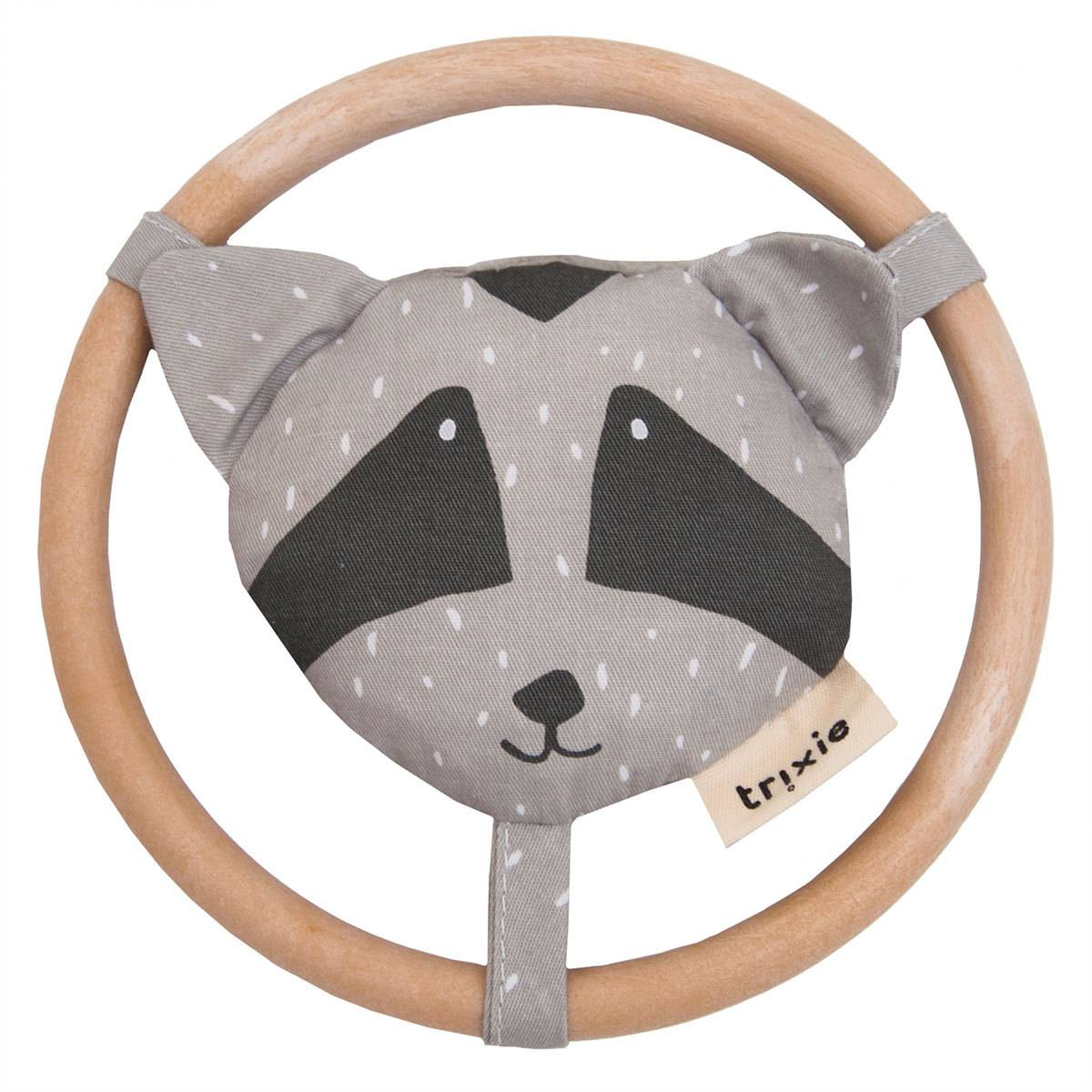 Trixie Baby Hochet Mr. Raccoon