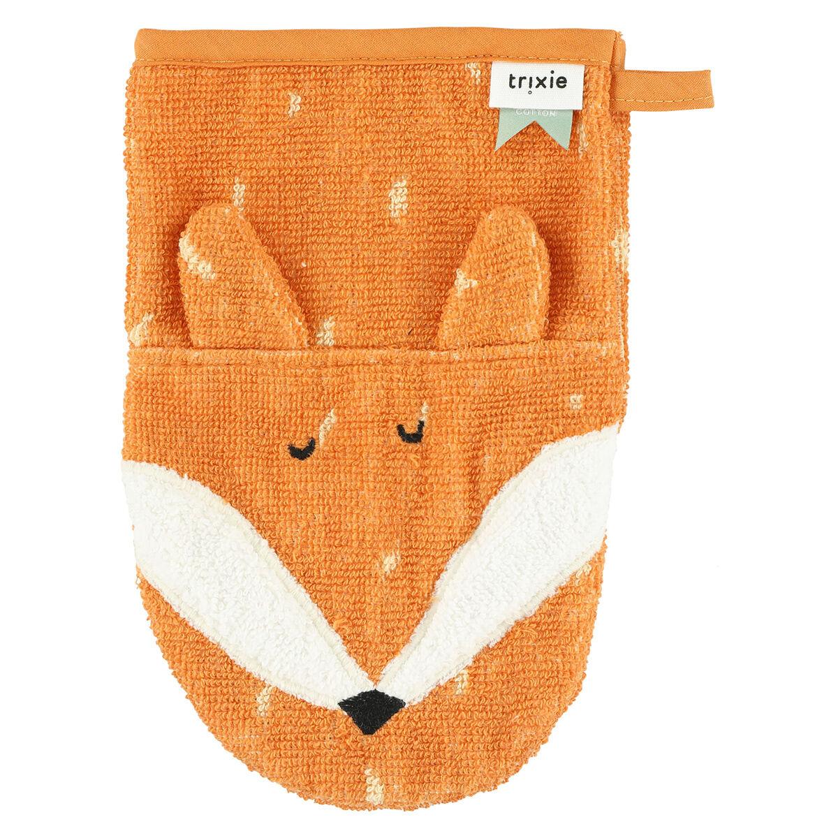 Trixie Baby Gant de Toilette - Mr. Fox