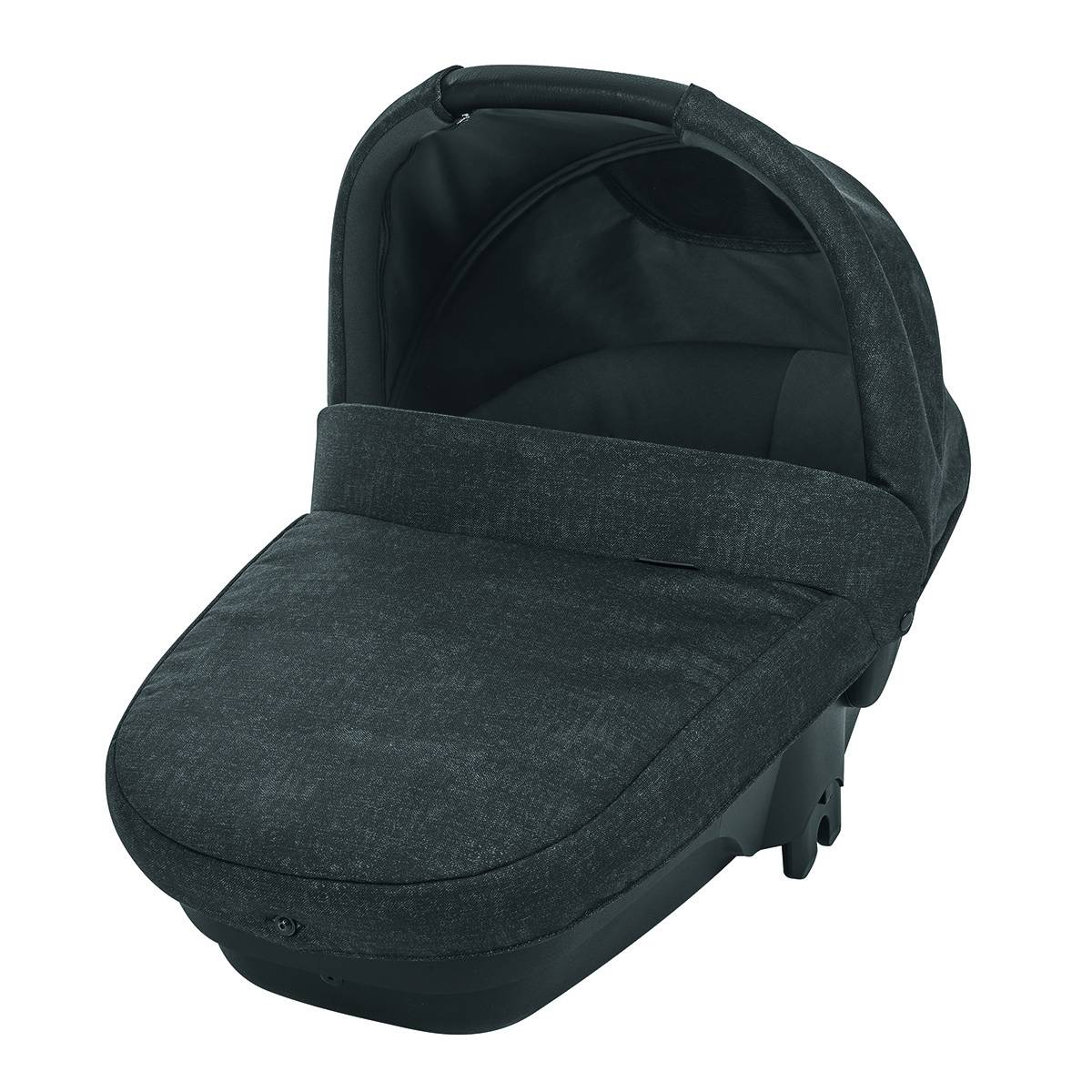 Bébé Confort Nacelle Amber Plus Groupe 0 - Nomad Black