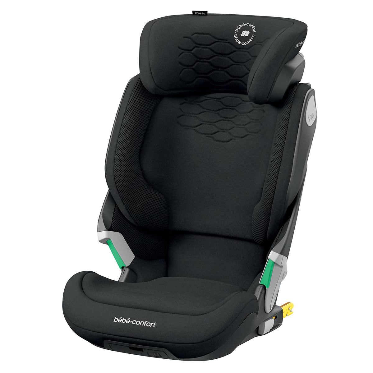 Bébé Confort Siège Auto Kore Pro i-Size Groupe 2/3 - Authentic Black