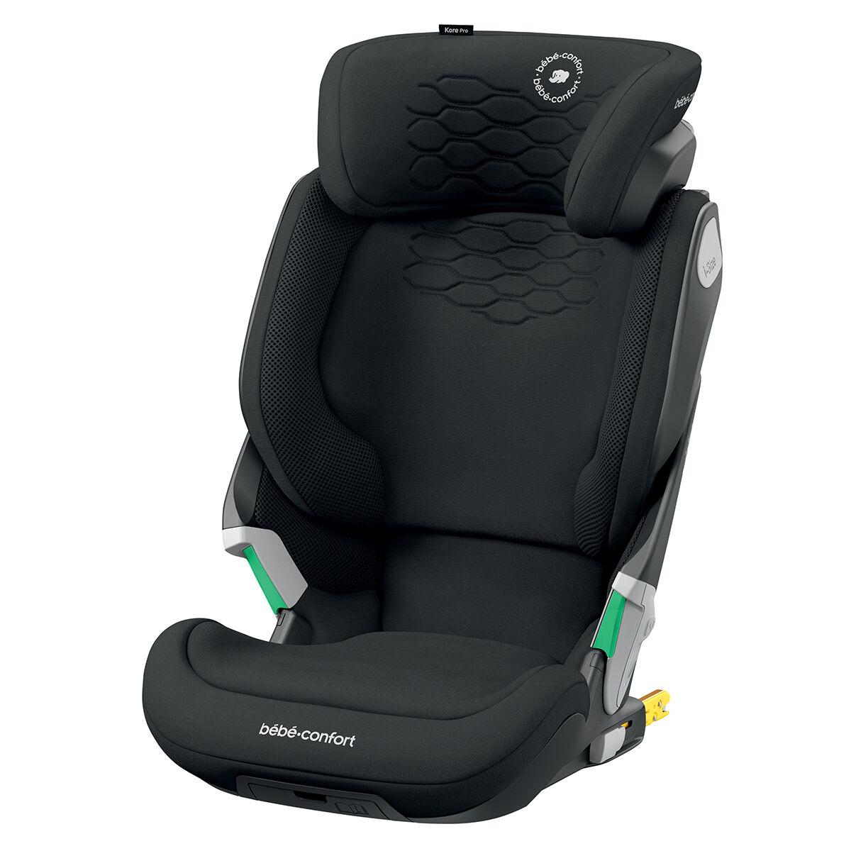 Bébé Confort Siège Auto Kore Pro i-Size Groupe 2/3 - Authentic Black
