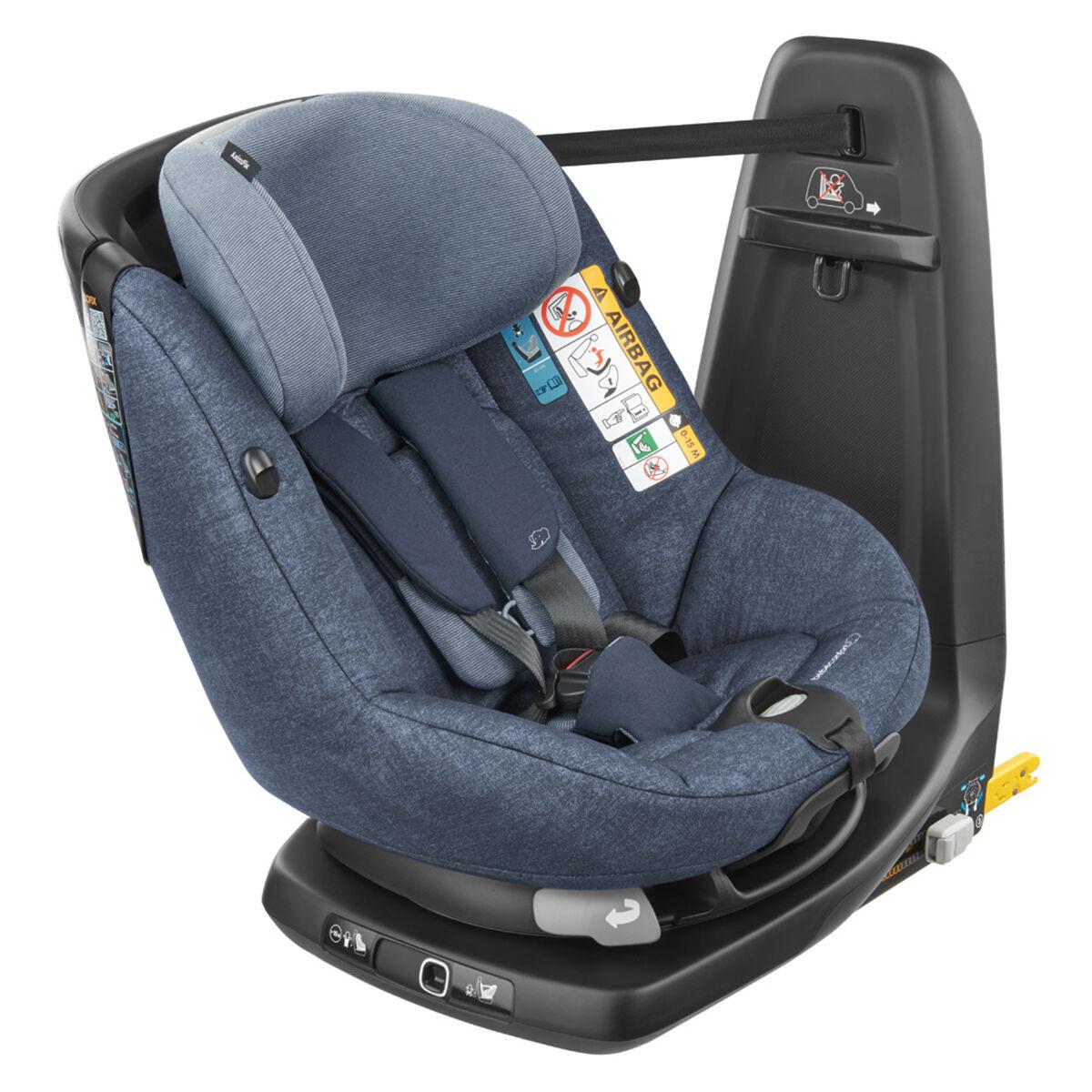 Bébé Confort Siège Auto AxissFix i-Size Groupe 0+/1 - Nomad Blue