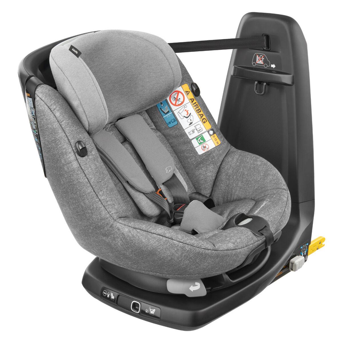 Bébé Confort Siège Auto AxissFix i-Size Groupe 0+/1 - Nomad Grey