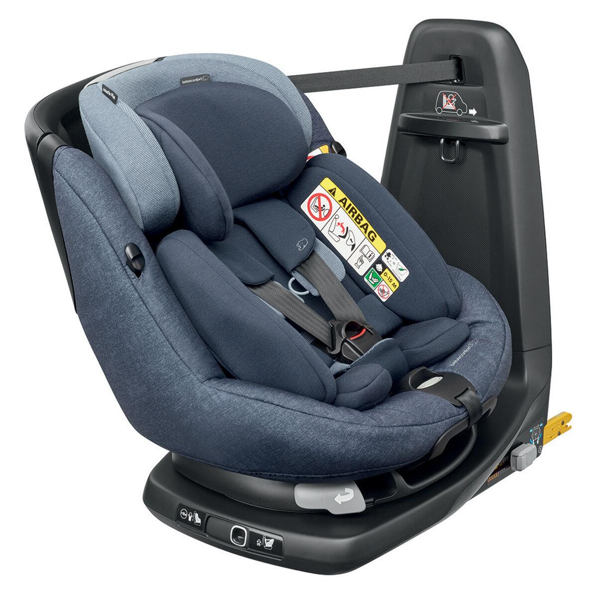 Bébé Confort Siège Auto AxissFix Plus i-Size Groupe 0+/1 - Nomad Blue