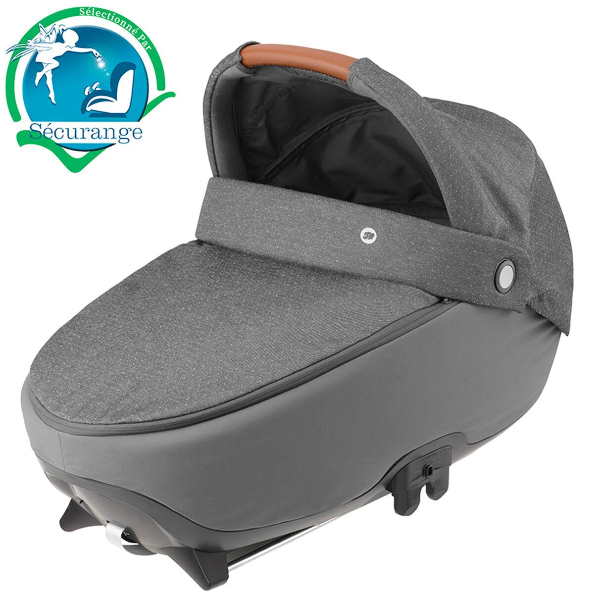 Bébé Confort Nacelle Jade Groupe 0 - Sparkling Grey