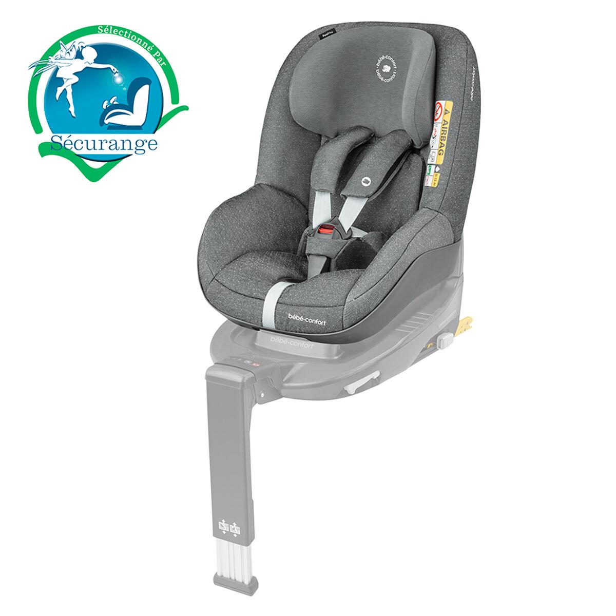 Bébé Confort Siège Auto Pearl Pro i-Size Groupe 1 - Sparkling Grey