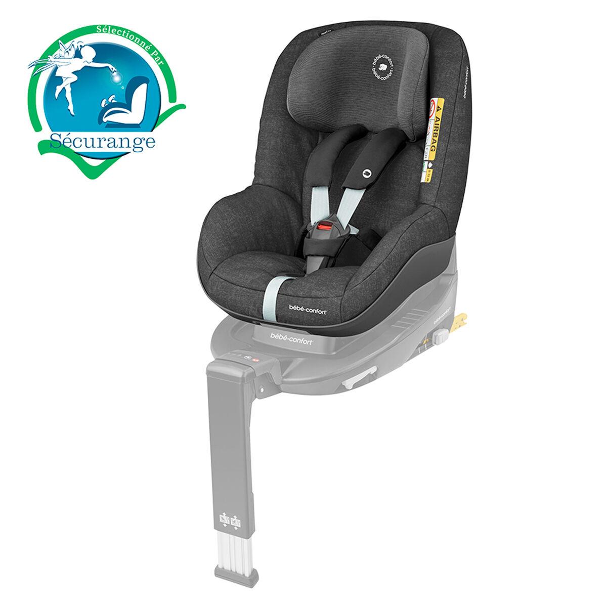 Bébé Confort Siège Auto Pearl Pro i-Size Groupe 1 - Nomad Black