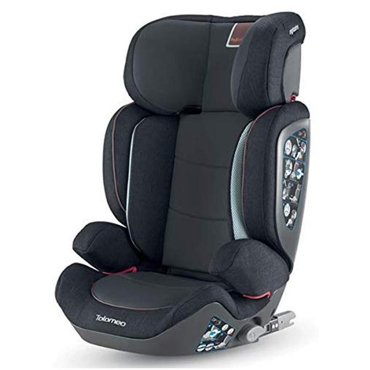 Inglesina Siège Auto Tolomeo Isofix Groupe 2/3 - Black
