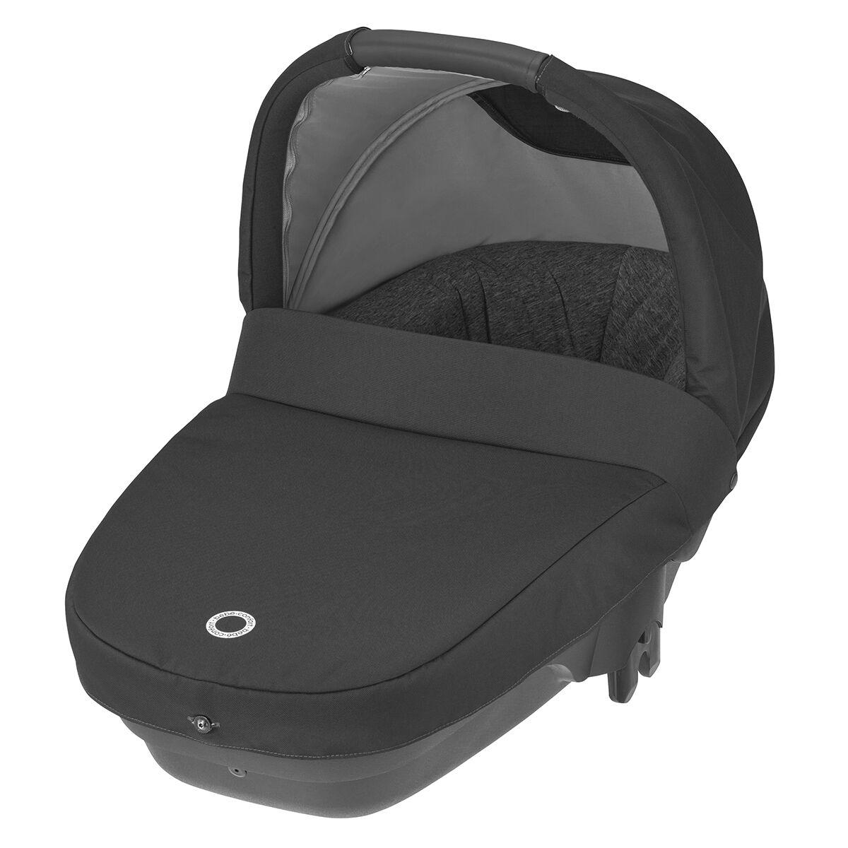 Bébé Confort Nacelle Amber Plus Groupe 0 - Essential Black