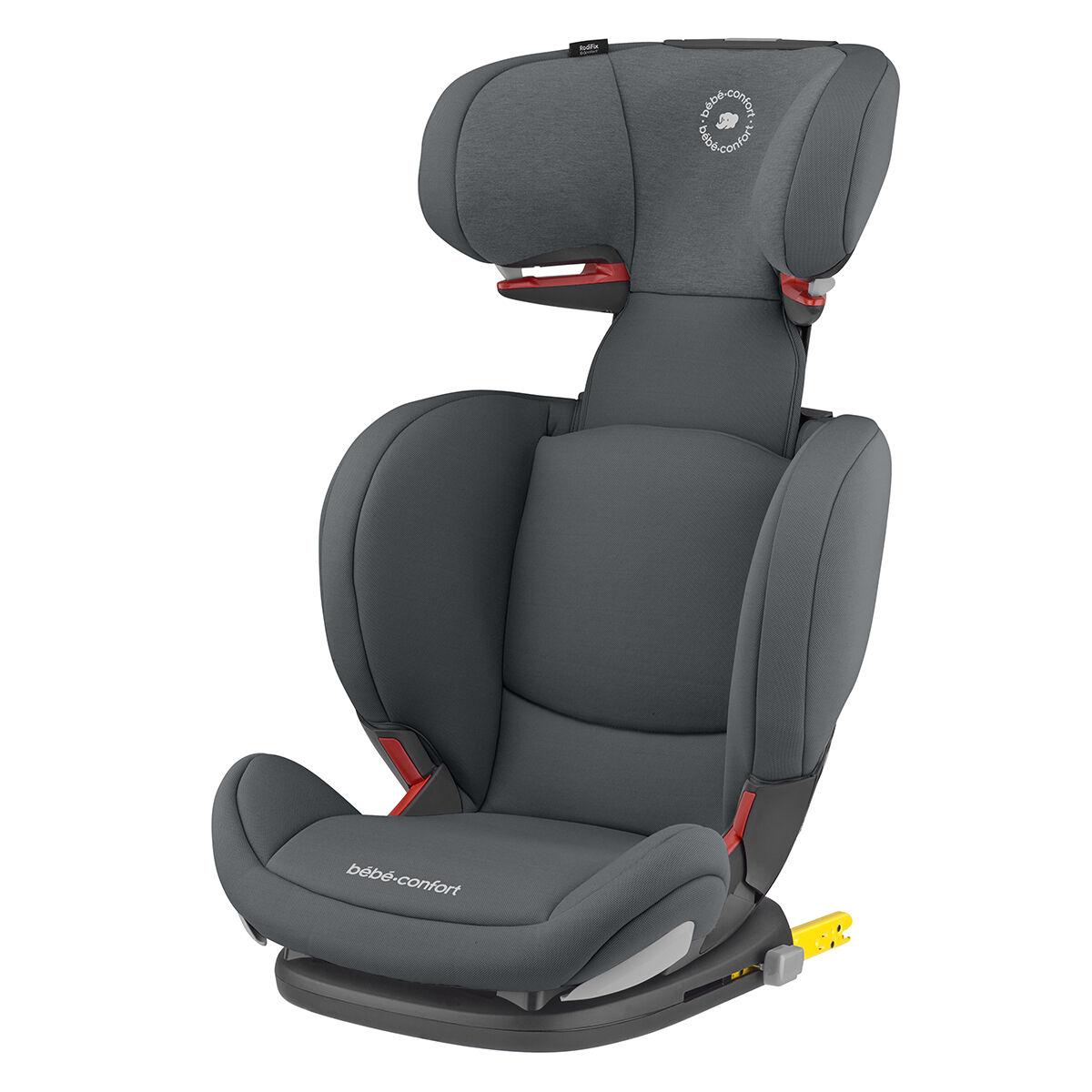 Bébé Confort Siège Auto RodiFix Air Protect Isofix Groupe 2/3 - Authentic Graphite