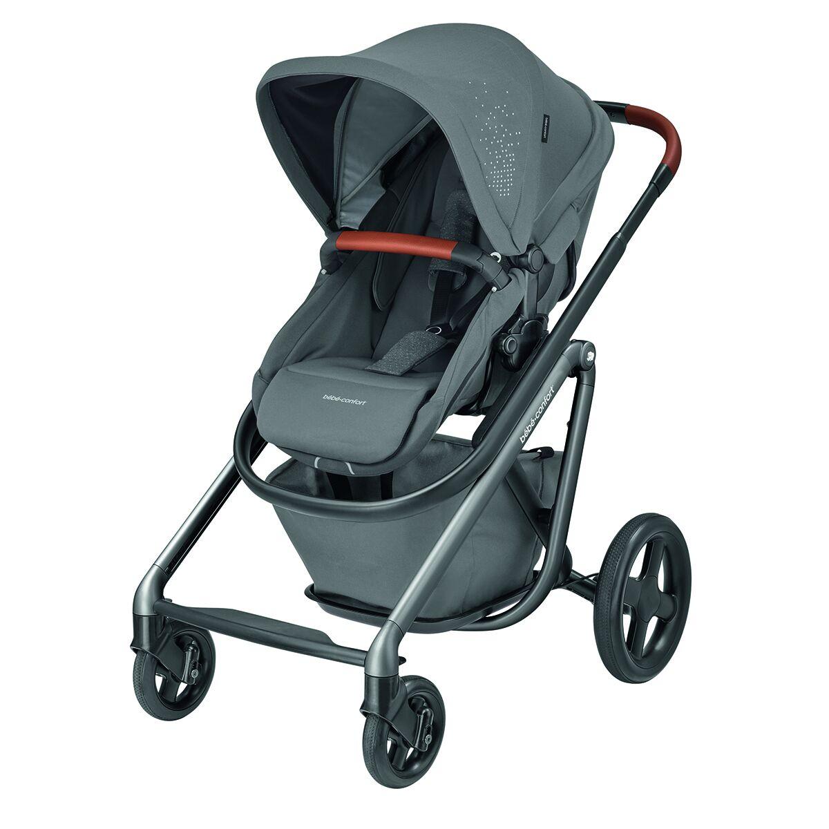 Bébé Confort Poussette Tout-terrain Lila - Sparkling Grey