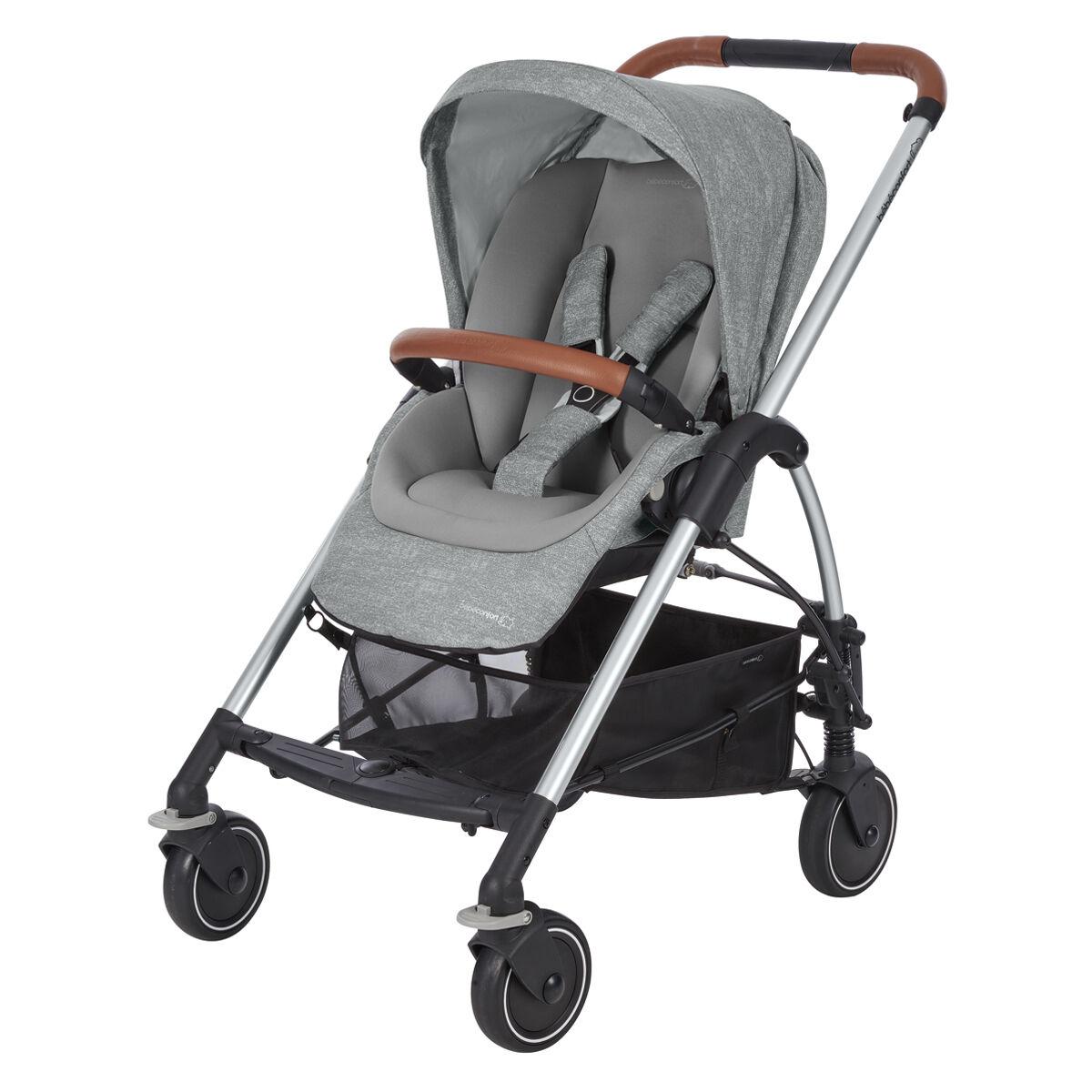 Bébé Confort Poussette Citadine Mya - Nomad Grey