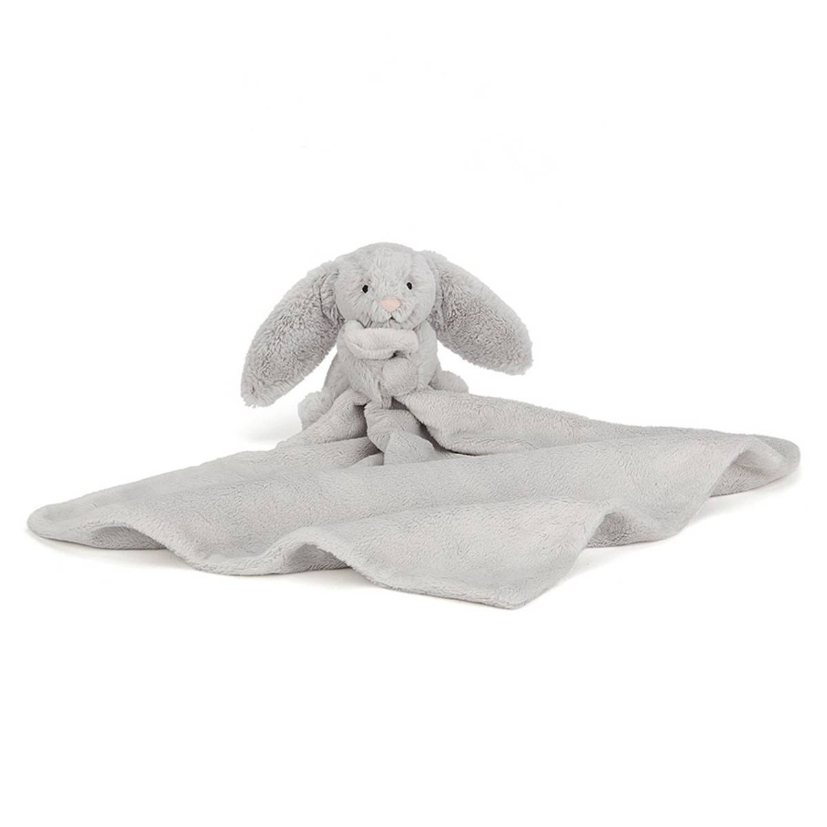Little Jellycat Bashful Silver Bunny Soother