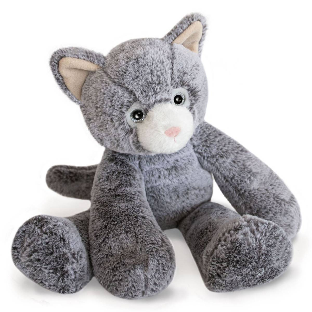 Histoire d'Ours Peluche Sweety Mousse Chat - Grand