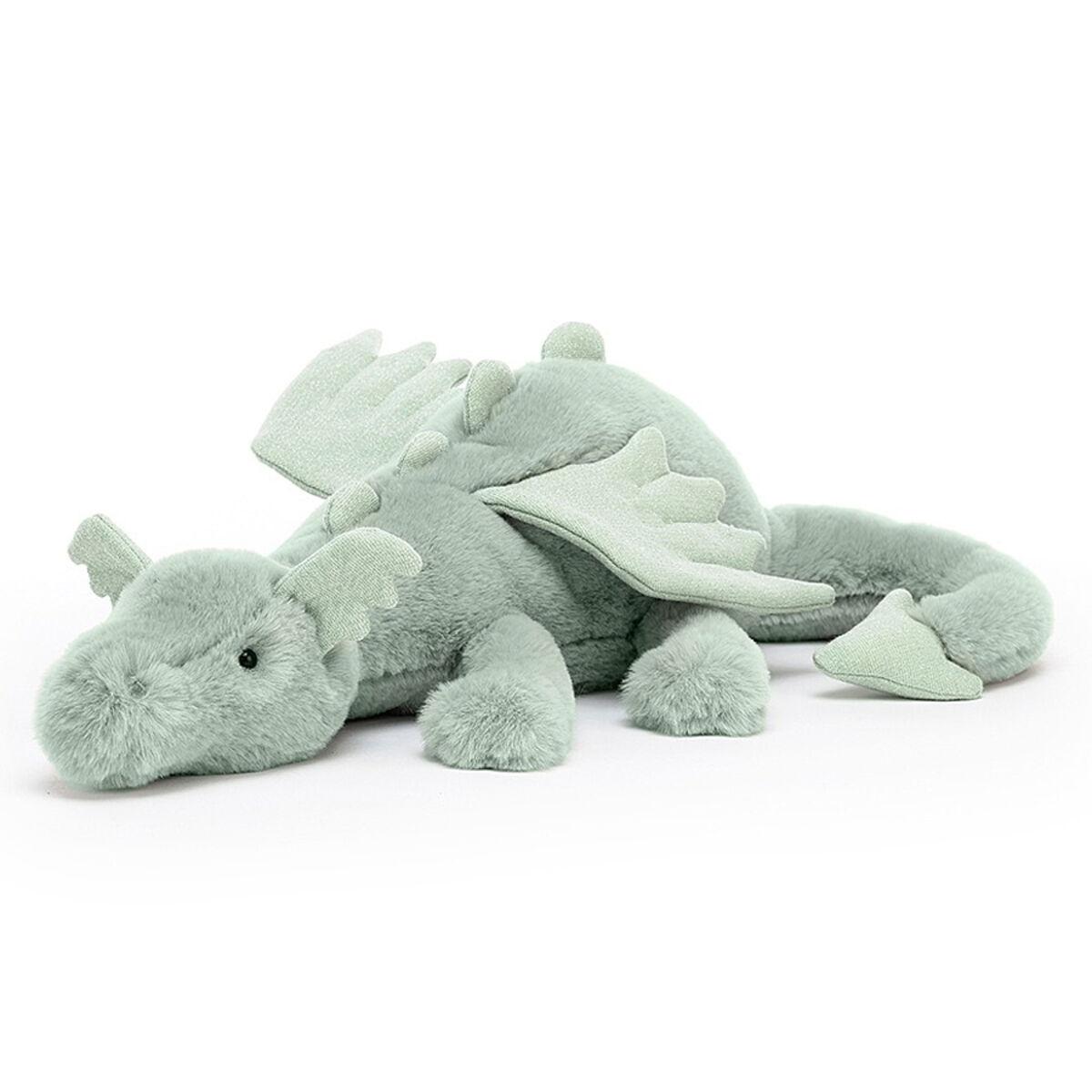 Jellycat Sage Dragon - Medium