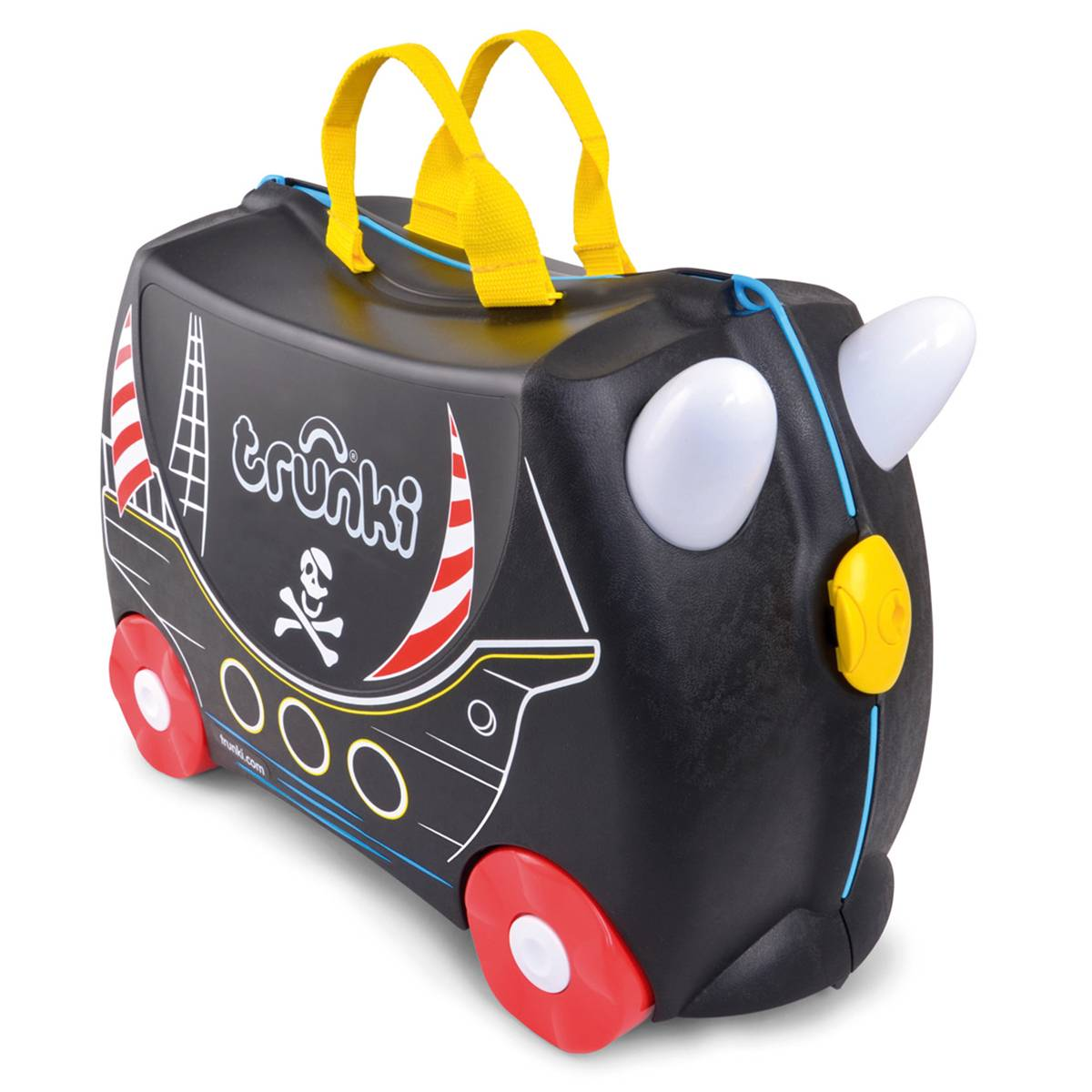 Trunki Valise Ride-on - Pirate Pedro