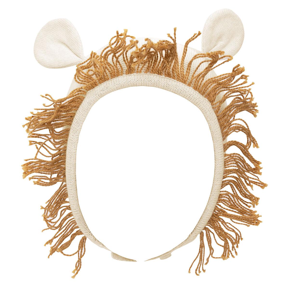 Meri Meri Bonnet Lion - 0/6 Mois