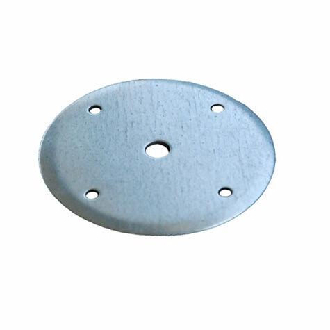 Net Consulting Pergola mistral pièces détachées platine de fixation de pergola fw4714