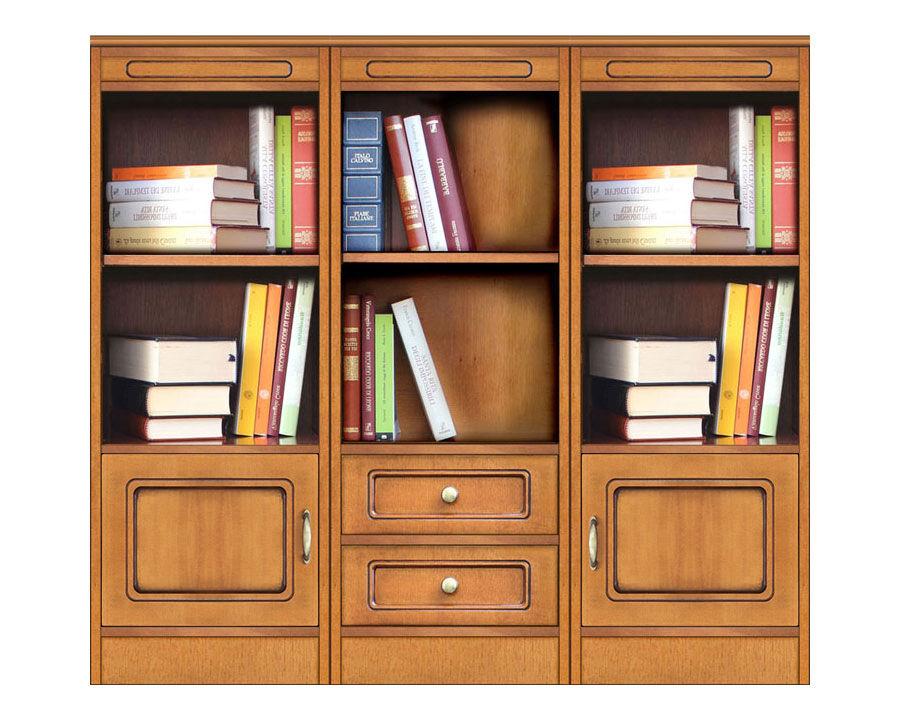 Arteferretto Meuble bibliothèque modulaire