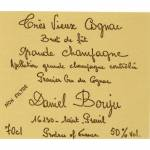 daniel bouju  Daniel Bouju Cognac Très vieux BRUT 7O CL. -40 ANS d'âge.... par LeGuide.com Publicité