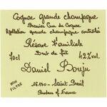 daniel bouju  Daniel Bouju Cognac réserve familiale BRUT 7O CL. -80 ANS... par LeGuide.com Publicité